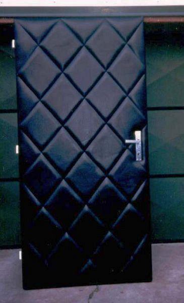 Čalounění dveří brno